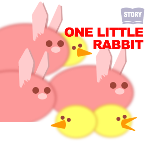 One Little Rabbit online storybook